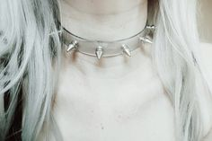 transparent choker - Google Search