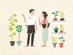 Interior Rules for Indoor Plants : Masako Kubo