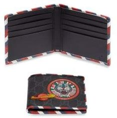 cb8abce519bb 20 Best Gucci Wallets Mens images | Gucci wallet, Gucci gucci, Wallet