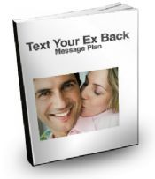 Online Shopping: Text your ex back