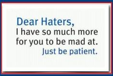 jealousy quotes and sayings | Funny Quotes about Haters and Jealousy