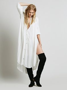 Free People Drippy Crochet Inset Maxi, $168.00..... .......bureauofjewels/etsy and facebook...XXX.