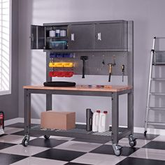 Whalen Storage Products On Pinterest Steel Workbenches