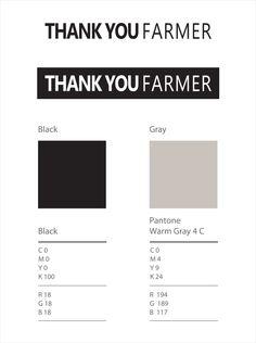 THANK YOU FARMER logo