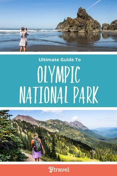 Planning to visit Olympic National Park? Here are 16 of the best things to do in Olympic National park in Washington State including best hikes, lakes, waterfalls, and beaches. Don't visit Washington State without visiting Olympic National Park on your Washington road trip.  #Washington #OlympicNationalPark #WA #NationalPark #NationalParks #adventuretravel #familytravel