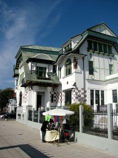 Palacio Baburizza Valparaiso, Chile
