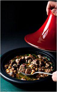 Tagine-Style Lamb Stew