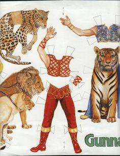 Gunnar Circus Star 2, John Axe
