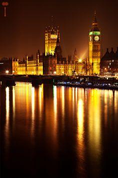 Big Ben and its Palace, London