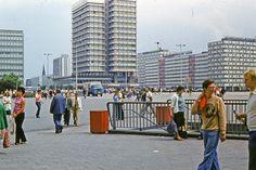 DDR - Berlin - 1980 - Alexanderplatz