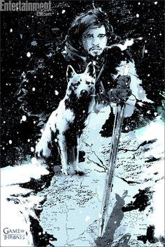 jon snow poster - Google Search