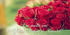 La multi ani de Sfintii Mihail si Gavriil!