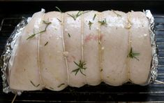 porchetta ready to roast Porchetta Roast, Porchetta Recipes, Rolled Pork Roast, Italian Rolls, Fennel Pollen, How To Dry Rosemary, Inexpensive Meals, Pork Dishes, Pork Belly