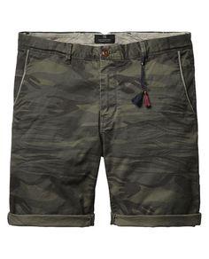 Scotch & Soda Men's Italian Chino Shorts Surf Shorts, Chino Shorts, Men Trousers, Trouser Pants, Summer Pants, Blazers For Men, Scotch Soda, Baby Boy Outfits, Menswear