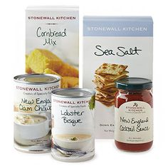 Stonewall Kitchen ~ East Coast Flavors Collection