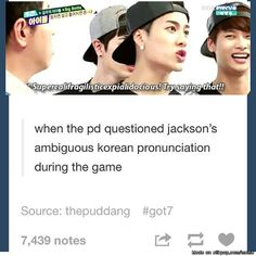 Don't mess with Jackson. And for those with hippopotomontrosesquipedeliophobia, don't be afraid of this word ;)