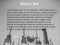Vinay Rama : The Definition of Music Therapy