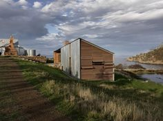 2012 Houses Awards finalist - the Shearer's Quarters #architecture