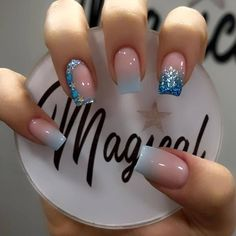 Elegant Nails, Classy Nails, Stylish Nails, Trendy Nails, Cute Nails, Shellac Nails, Pink Nails, My Nails, Best Acrylic Nails