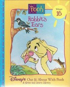 Rabbit's Ears (Disney's Out & About With Pooh, Vol. 16) by Inc. Disney Enterprises,http://www.amazon.com/dp/188522270X/ref=cm_sw_r_pi_dp_wxDktb1XK4PTBS4E