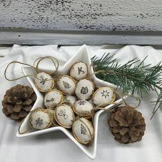 RURO / Vianočné oriešky - pečiatkové