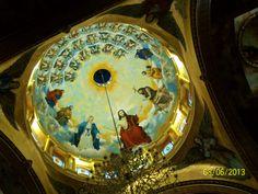 Escursioni Sharm el Sheikh, La cuppola della basilica santi celesti Sharm el Sheik