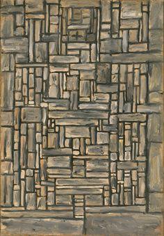 Joaquín Torres-García | Construcción infinito (Infinity construction) (1942) | Artsy