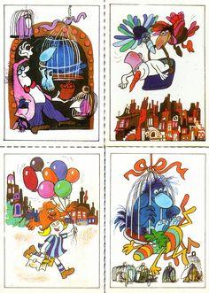 Sajdik Ferenc: Pom-Pom Holiday Decor, Cartoons, Illustrations, Artists, Inspiration, Ideas, Books, Art, Biblical Inspiration