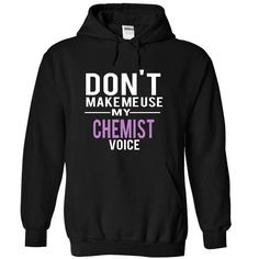 CHEMIST - voice - This shirt is a MUST HAVE. Choose your color, style and Buy it now! (Chemist Tshirts)
