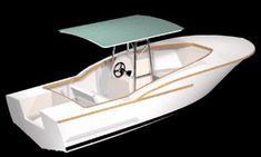 The Carolina Sportfish 23 is an offshore boat based on the Carolina Sport Fishing boats lines. Boat Building Plans, Boat Plans, Rowing Shell, Center Console Fishing Boats, Utility Boat, Boat Stickers, Offshore Boats, Sport Fishing Boats, Study Plans