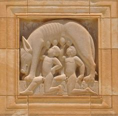 From Hisham's Palace, Rockefeller Museum