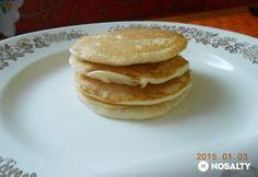 Gyors amerikai palacsinta Waffles, Pancakes, Food To Make, Breakfast Recipes, Food Porn, Nutrition, Favorite Recipes, Sweets, Homemade