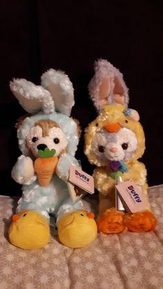 Easter Duffy and StellaLou plush HKDL 2018