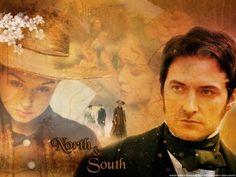 North & South (TV, Mini-Series, BBC, 2004) #elizabethgaskell