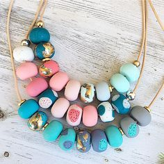 NEW Pretty necklaces in store at Ruby Blue Jewels