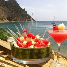 Friday Fresh Cocktail in Ibiza