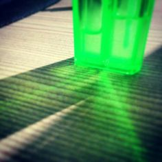 studying green lighters