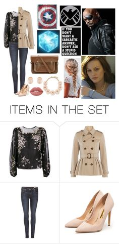"""Stupid Question"" by xxfantasy101xx on Polyvore featuring art"