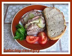 Vepřová krkovice na grilu   Babčiny recepty