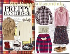 La Petite Fashionista: KJP: Rewriting the Preppy Handbook Preppy Outfits, Outfits For Teens, Chic Outfits, Classy Outfits, Preppy Essentials, Preppy Handbook, Classic Wardrobe, Fall Wardrobe, Estilo Preppy