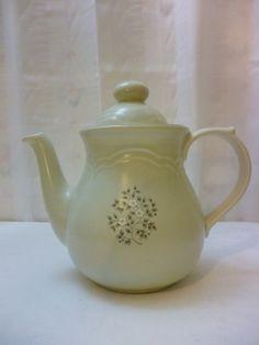 Vintage Pfaltzgraff Heirloom Coffee Pot by PamelaMurphyVintage, $35.00
