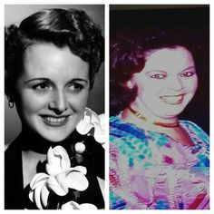 Mary astor and Shirley tempple adorable