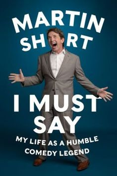 Martin Short Sings of Songs and Loves Ago — The Barnes & Noble Review