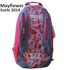 New big Sochi 2014 Bosco bag outdoor mochila for men and women travel bags brand Russia sport backpack, Free Shipping+Wholesale $28.00