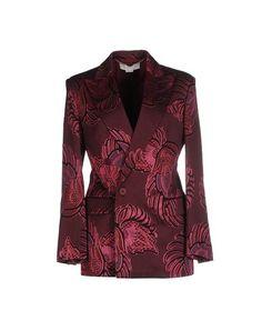 #Stella mccartney giacca donna Bordeaux  ad Euro 424.00 in #Stella mccartney #Donna abiti e giacche giacche