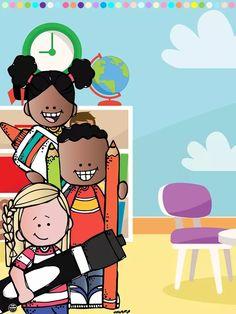 School Binder Covers, Bible Crafts For Kids, Christian School, Cartoon Kids, Classroom Decor, Minnie Mouse, Clip Art, Teaching, Education