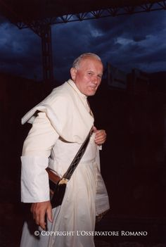 Paul 2, Pope John Paul Ii, Pape Jeans, Juan Pablo Ll, Religion Catolica, Papa Francisco, Papi, Faith, St John Paul Ii