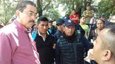 LA COMISIÓN ESTATAL DE LOS DERECHOS HUMANOS INTERVINO EN EL CONFLICTO DONDE POLICÍAS ESPOSARON A FUNCIONARIO DEL AYUNTAMIENTO DE CHILPANCINGO!!!