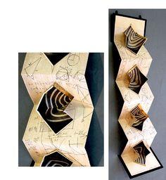 Katherine Venturelli - Alchemic Calculations / artist's book