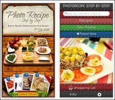 Primera aplicación móvil basada en la Dieta Mediterránea